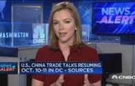 US-China-trade-talks-resuming-in-DC-October-10
