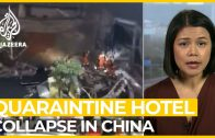 China's coronavirus quarantine hotel collapses, killing at least 7