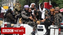 The-Taliban-government-in-Afghanistan-could-be-announced-in-days-BBC-News